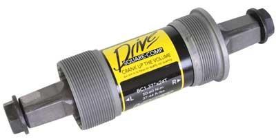 (Sunlite Square Comp Cartridge Bottom Bracket 113mm x)