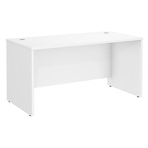 Bush Business Furniture Studio C 60W x 30D Office Desk in White ()