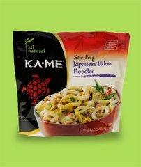 Kame Udon Stir Fry Noodles, 14.2 Ounce - 6 per case.