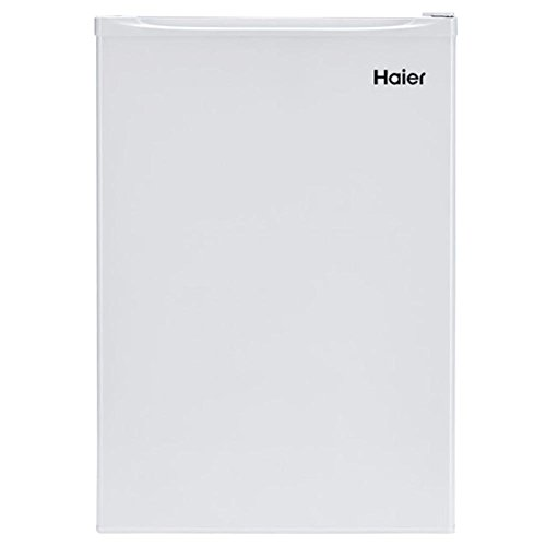 GE Major Appliances Haier HRC2731ACW 2.7 Cubic Feet Energy Star, White Compact Refrigerator