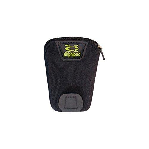 Amphipod ZipPod Stretch Shoe Pocket, Black, Small