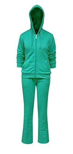 Zip Hoodie Pants - 5
