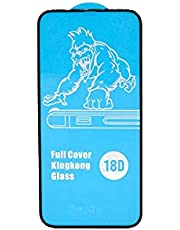 18D Glass Screen Protector For Samsung Galaxy A52 - Clear