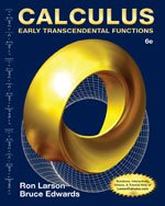 Calculus: Early Transcendental Functions, 6th ed., AP* Edition -  Larson/Edwards, 6th Edition, Nonspecific Binding