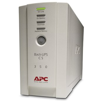 APC(R) - BK350 - Back-UPS CS 350