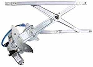 TYC 660127 Toyota RAV4 Front Passenger Side Replacement Power Window Regulator Assembly with Motor