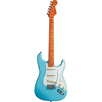Fender Classic Series 50s Stratocaster, Maple Fretboard - Daphne Blue