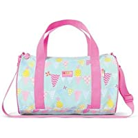 Penny Scallan Duffle Bag Coated Pineapple Bunting