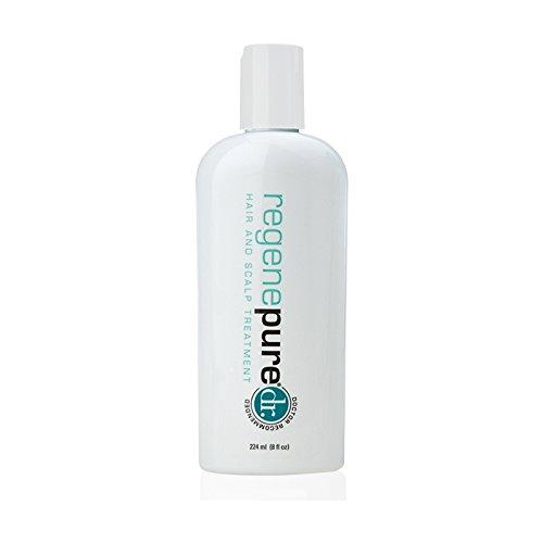 Regenepure dr perte de cheveux shampooing pour la croissance des cheveux et de traitement du cuir chevelu de 8 oz