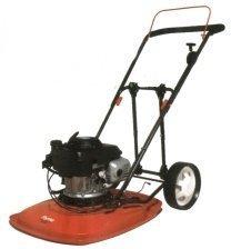 petrol hover lawnmower
