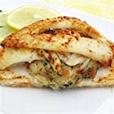 Today Gourmet - Flounder - Stuffed with Crab Meat (8 - 8oz Flounder)