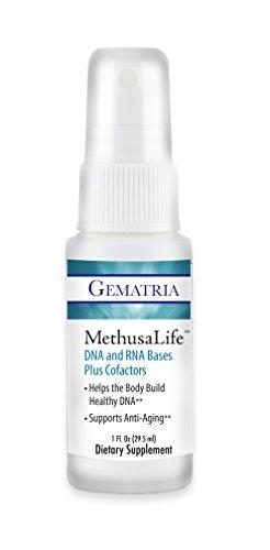 Gematria Methusalife DNA/RNA Spray (Dna Rna Supplements)