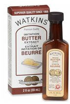 - Imitation Butter Extract 2 oz