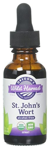 Oregon's Wild Harvest Fresh Organic St. John's Wort Extract, 1 Fluid Ounce Review