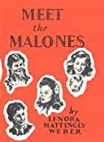 img - for Meet the Malones (Beany Malone) book / textbook / text book