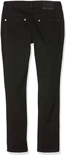 Niñas Negro Black GOL Vaqueros Jeans Regularfit para Röhre wBxBYXSAqp