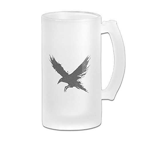 [DonSir The Raven Personalized Custom Beer Mug] (Buffalo Bob Costume)