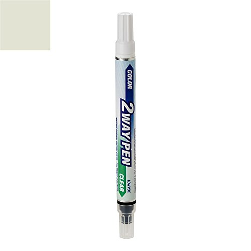 Toyota Prius Automotive Touch-up Paint - Moonglow Metallic Pearl Clearcoat 082 - Color + Clearcoat Only (Moonglow Stone)