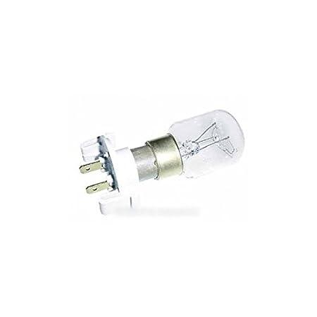Brandt - Lámpara T25 25 W Abase 240 - 250 V para Micro microondas ...