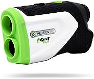 Precision Pro Golf Nexus Laser Rangefinder - Golfing Range Finder Accurate up to 400 Yards - Perfect Golf Acce