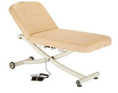 Bariatric Electric Tilt Massage Table, Weight Capacity 650 lbs (28