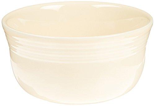 Ivory Fruit Bowl (Fiesta 28-Ounce Gusto Bowl, Ivory)