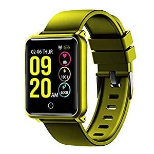 Mpow Fitness pulsera de fitness, reloj con pulsómetro.: Amazon.es ...