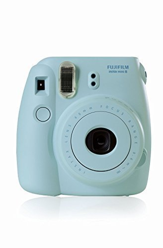 - FujiFilm Instax Mini 8 (Blue) (Renewed)
