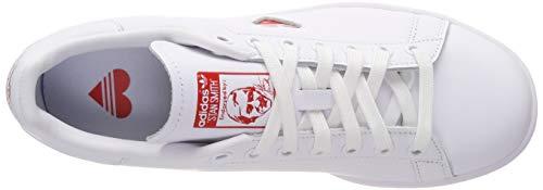 Mujer Stan G27893 W Para white Blanco Adidas Smith Zapatillas G27893 R7qwndYFYZ