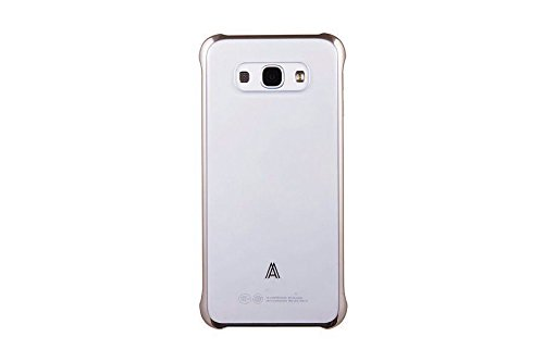 separation shoes 85bcc 3d2de Xdoria Plastic Back Cover for Samsung Galaxy A8 (Clear)
