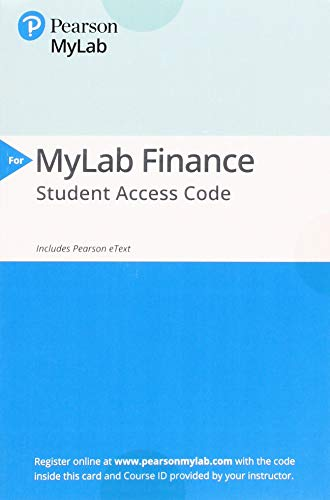 MyLab Finance with Pearson eText -- Access Card -- for Multinational Business Finance