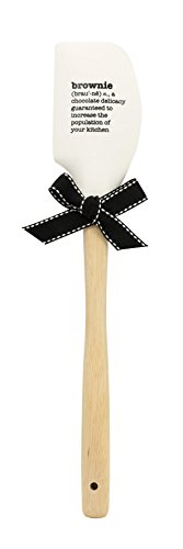 brownlow-kitchen-silicone-spatula-with-wooden-handle-brownie-definition