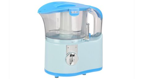Kalorik Baby Gourmet Food Maker 5 in 1 Steam Cooker Blue