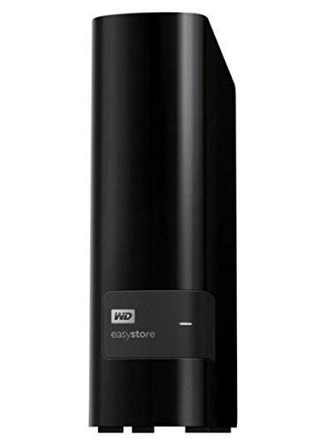 Western Digital SH2000GB5YR WD Easystore 10TB External USB 3.0 Hard Drive Bundle with 32GB Easystore USB Flash Drive, Black by Western Digital (Image #3)
