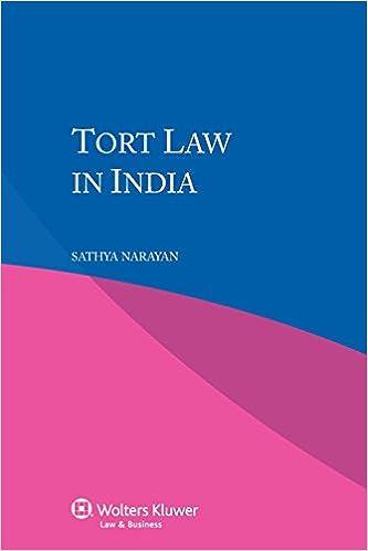 Law pdf tort