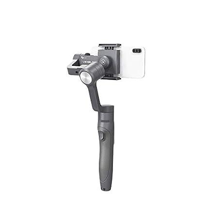 FeiyuTech Portatile Pieghevole Time-Lapse Fotografia Staffa Mini treppiede Gimbal per DJI Osmo Zhiyun Smooth-Q 4 3 G6 G5 SPG Vimble Summon WG WGS Stabilizzatore Portatile