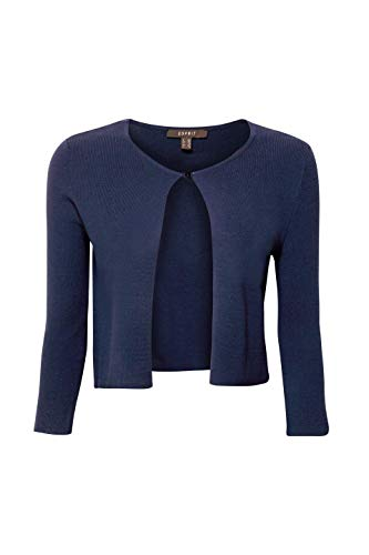 Esprit 400 Cardigan Donna Collection navy Blu vqRA6v4