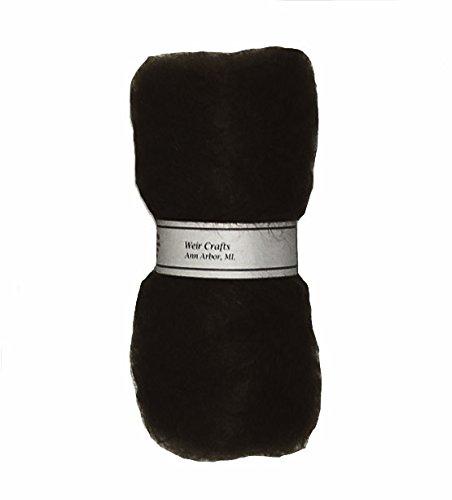 Brushed Mohair Yarn in Doll Hair Colors - 50 Gram Skein ()