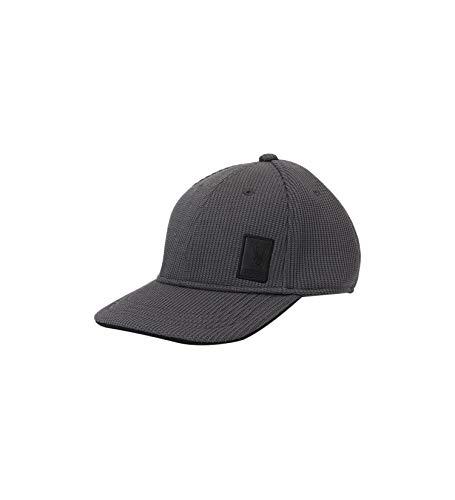 (Spyder Men's Bandit Stryke Fleece Cap, Polar/Polar, Small/Medium)