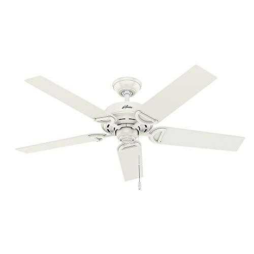 Hunter Fan Company 53417 Hunter 52'' Viola Fresh White LED Light Ceiling Fan by Hunter Fan Company (Image #4)