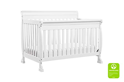- DaVinci Kalani 4-in-1 Convertible Crib, White