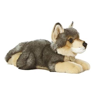 Aurora World Miyoni Wolf Plush: Toys & Games