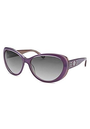 Bebe Women's Captivating Cat Eye Amethyst - Lv Sunglasses Women