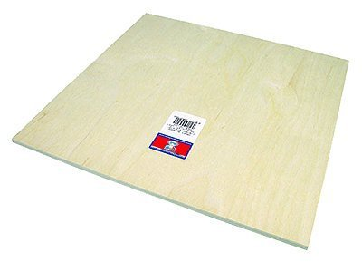 Midwest Products 5120 Birch Plywood  1 64 X 6 X 12 Inch By Mid West