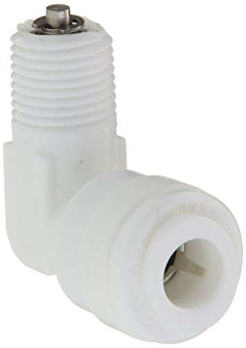 Check Valve Elbow for Reverse Osmosis (RO) Filter Systems - Line Npt Check Valves