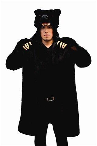 Magik Costumes MG564 Black Bear Coat Costume  sc 1 st  Amazon.com & Amazon.com: Magik Costumes MG564 Black Bear Coat Costume: Clothing