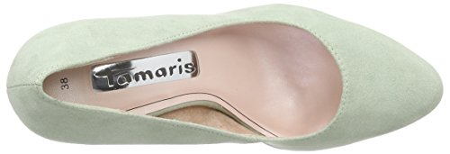 Tamaris Damen 22446 Pumps Grün (MINT 768)