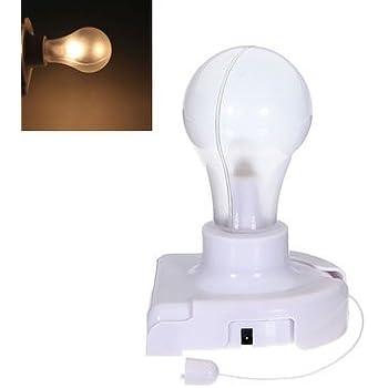Lights Amp Lighting Stick Up Cordless Battery Operated Night Light Portable Bulb Licht Stick