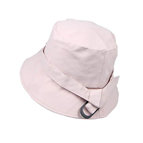 (iPOGP Women Spring and Summer Hat Foldable Wide Brim Floppy Cap Sun Fisherman Hat Cap Beach Holiday Sunscreen Hat (Multicolor,))
