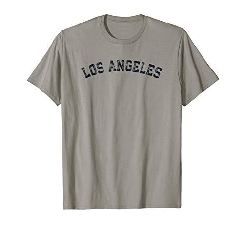 (Vintage Los Angeles T Shirt Scrum Old Retro Sports Throwback)